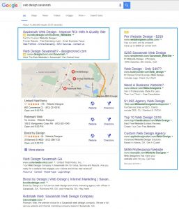 google search online ads